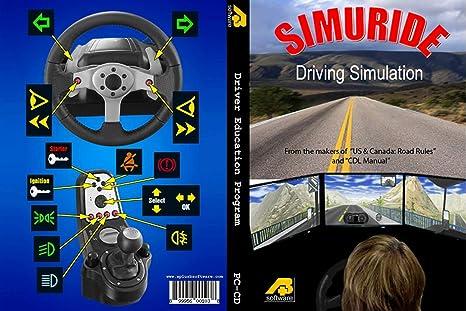 amazon com driving simulator simuride for car bus truck manual rh amazon com Honda Stick Shift Shifting Simulator