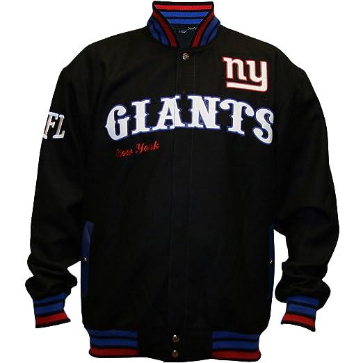 wholesale dealer 5ba3b 0f11d NFL New York Giants First Down Wool Jacket Men's