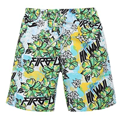 Men's Casual Short Beach Shorts Quick-dry Sport Swim Trunk Swimwear Jams #05
