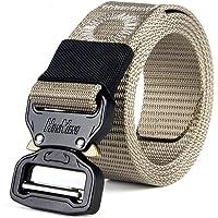 TINERS Cinturón Táctico De Los Hombres, Cinturón De