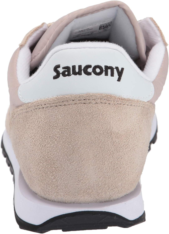 Saucony Originals Jazz Lowpro, Scarpe da Ginnastica. Uomo Tan Argento