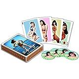 Dark Horse Bettie Page Spielkarten