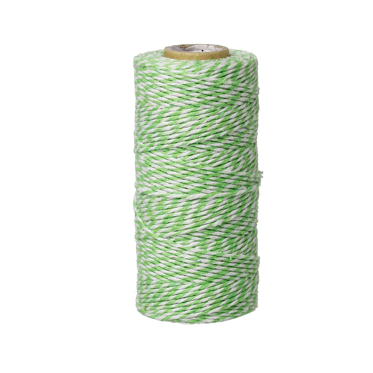 /92/m filo in cotone SiAura materiale/®/ /bianco a righe verde chiaro/ 1,5/mm di spessore