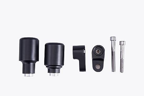 Amazon.com: Radracing Frame Sliders Crash Protectors Kit for Honda ...