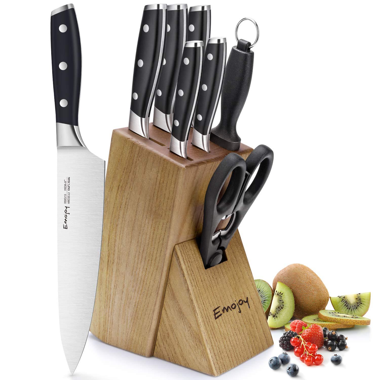 Mejor valorados en Bloques de cuchillos & Opiniones útiles ...