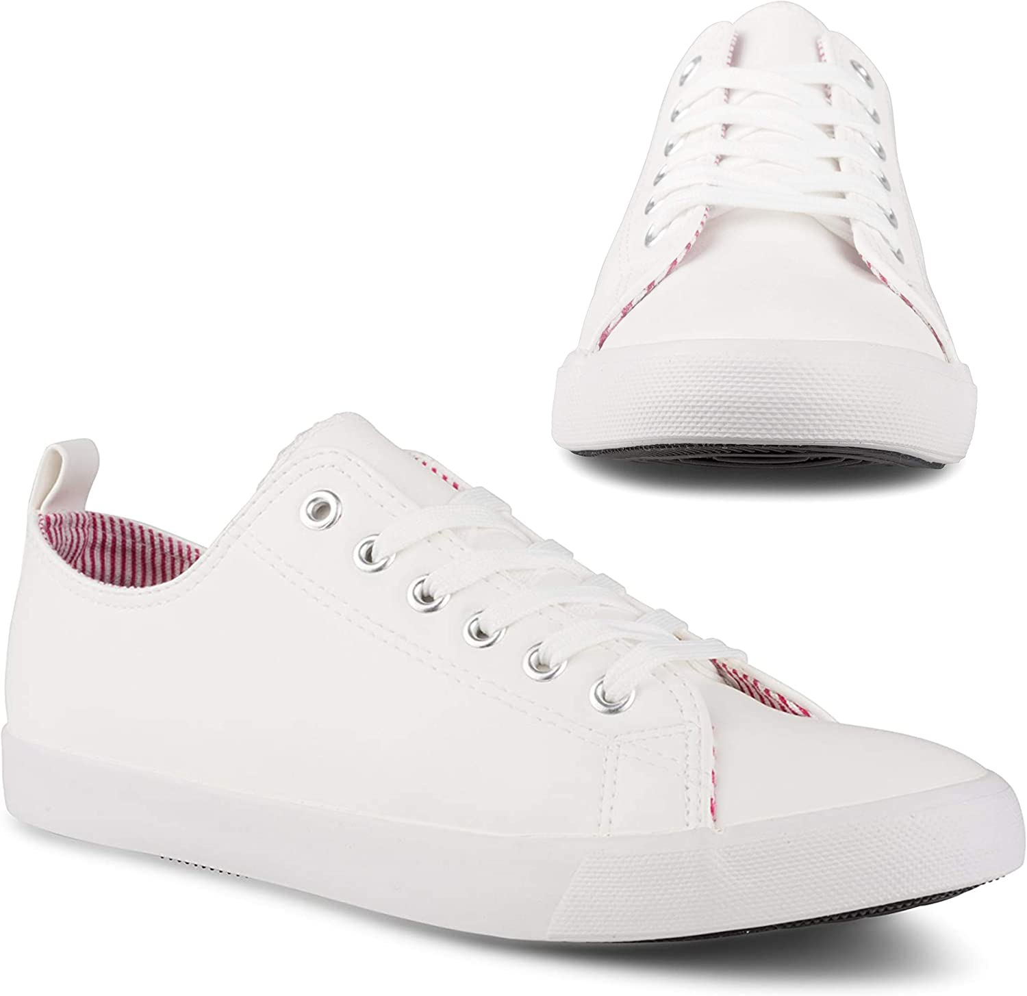 Twisted Fashion Sneakers for Women