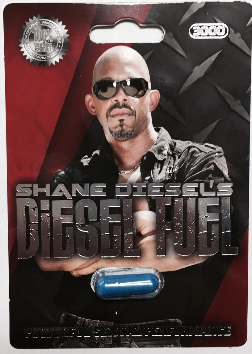 Amazon Com Shane Diesels Fuel Sexual Enhancement Male Pills 1 Health Personal Care