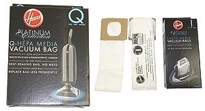 Hoover AH10000 Platinum Type-Q & I HEPA Vacuum Bags (6 Q bags & 4 I Bags)
