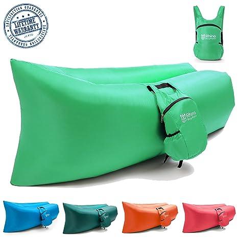 bagmate al aire libre hamaca tumbona – incluye bolsa de transporte con varios bolsillos por productos