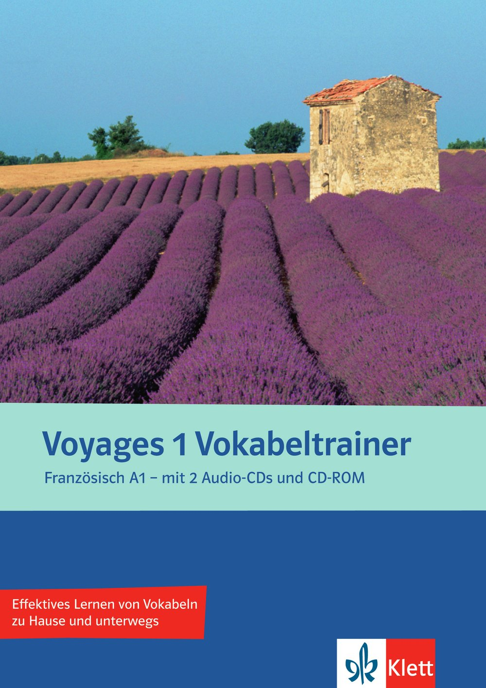 Voyages 1 Vokabeltrainer: Französisch für Erwachsene. Vokabelheft + 2 Audio-CDs + CD-ROM (PC/Mac)
