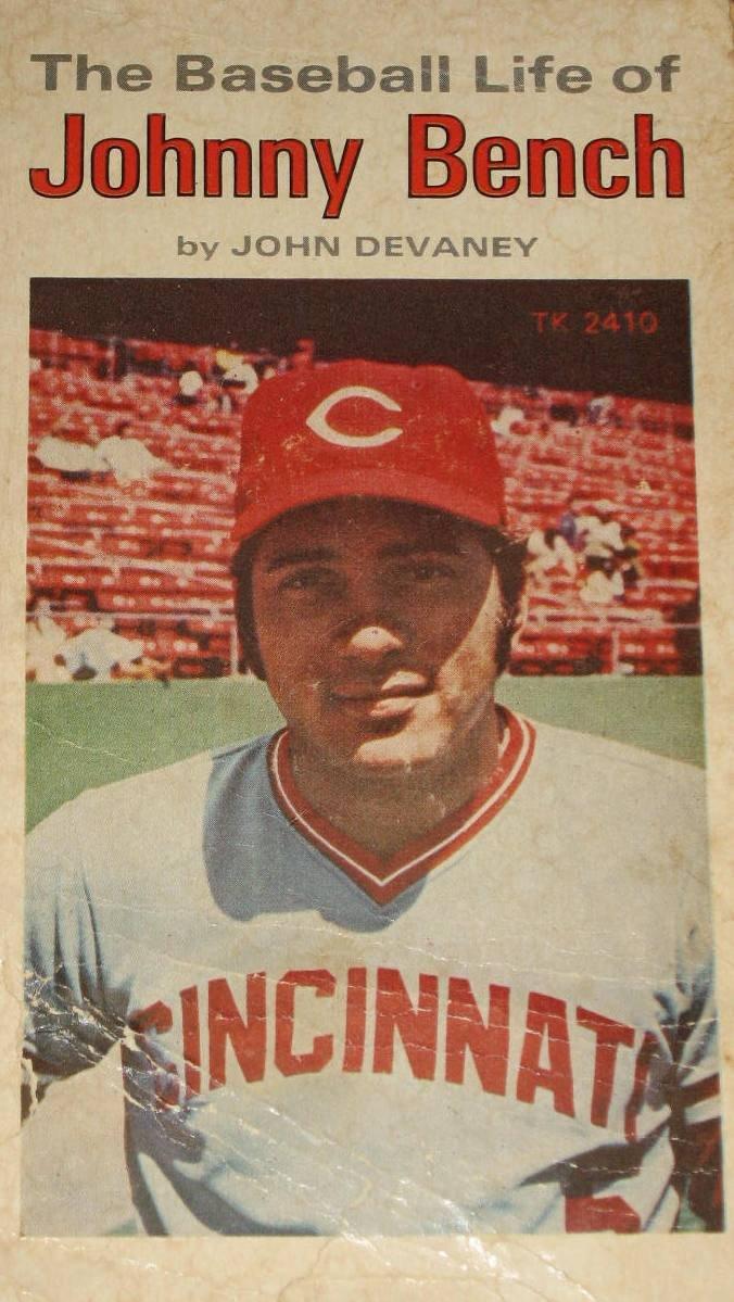 Read Online Baseball Life of Johnny Bench PDF