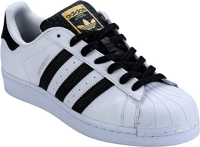 adidas superstar 2 bianco nero