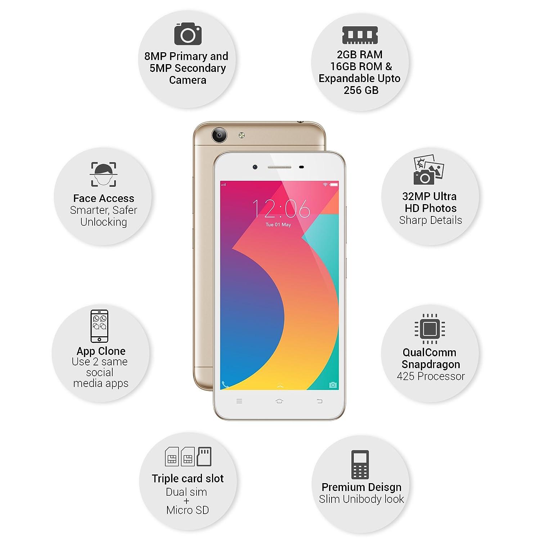 Promo Vivo Y53 Electronics Mobile Phones On Carousell Update 2018 Y51 Ram 2 Gb Internal 16gb Garansi Resmi Y53i 1606 Crown Gold