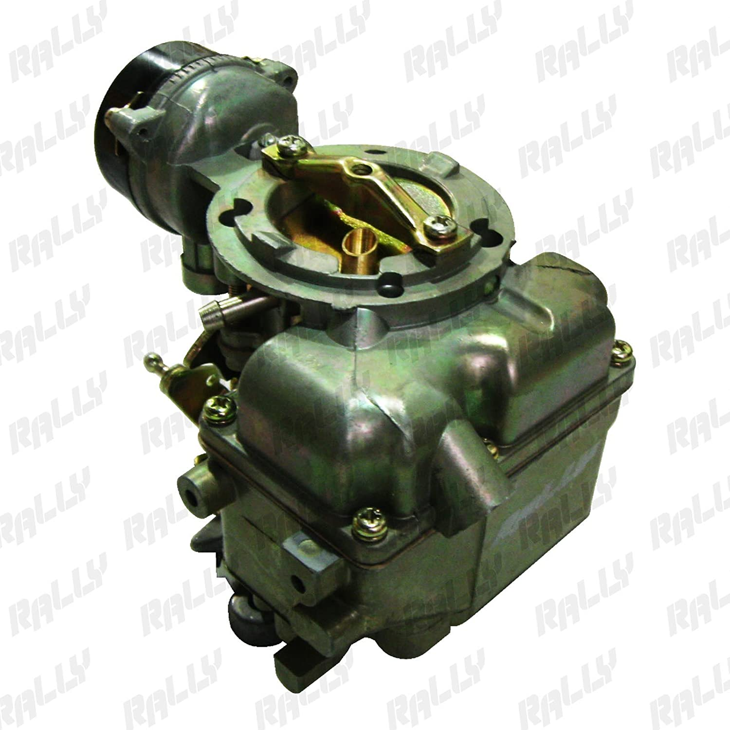 156 Carburetor Type Carter Ford 1 Barrel Yf 83 F100 Wiring Diagram Help Truck Mechanical Vacuum Choke 240 250 300 Engine Jm156 Automotive