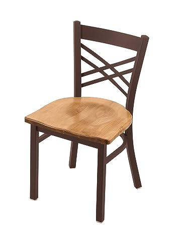 Holland Bar Stool 62018BZMedMpl 620 Catalina Chair, Medium Maple
