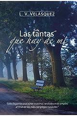Las Tantas Que Hay de Mi (Spanish Edition) Hardcover