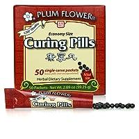 Curing Pills (Stick Pak) - Kang Ning Wan - Economy - Plum Flower by Mayway (Pack of 50)
