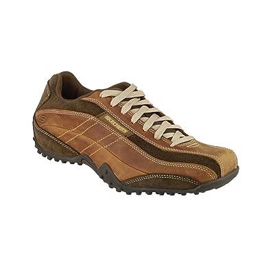 d3f1ea9a1e06 Skechers Urbantrack Imperial Shoe   Mens Shoes (7 UK) (BROWN ...