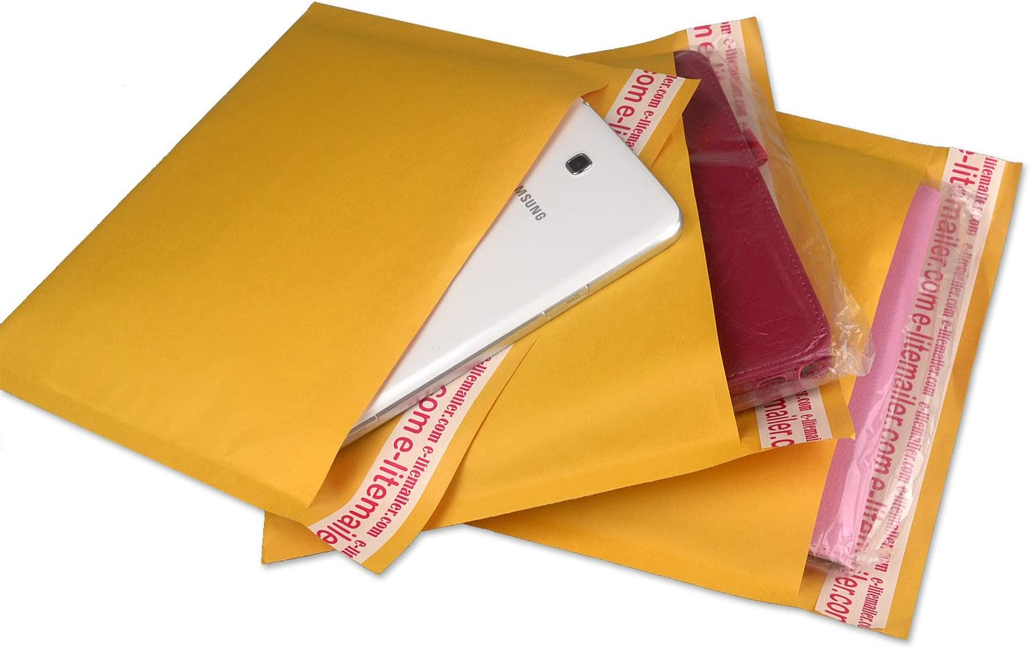 250 Extra Wide #0 7X10 Kraft Bubble Padded Envelopes Mailers BPack 6x10