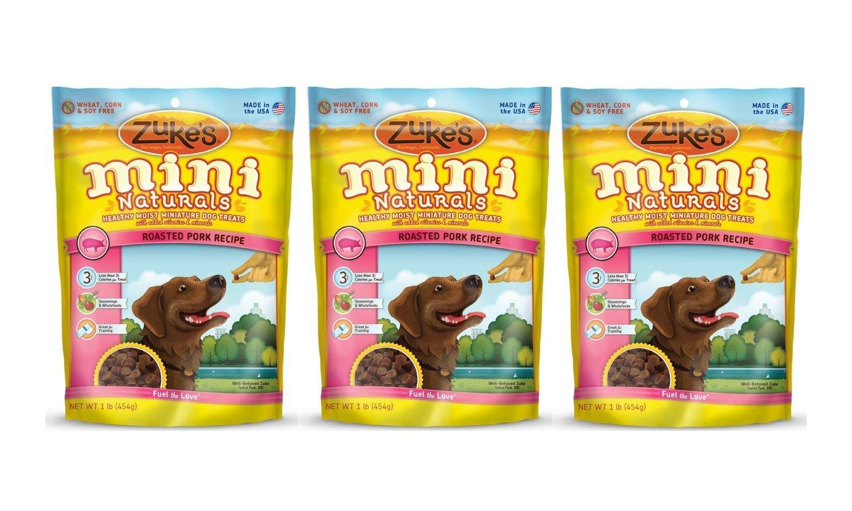 Com Zukes Mini Naturals Dog Treats Roasted En Country Kitchen