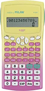 Blíster calculadora científica M240 Sunset rosa