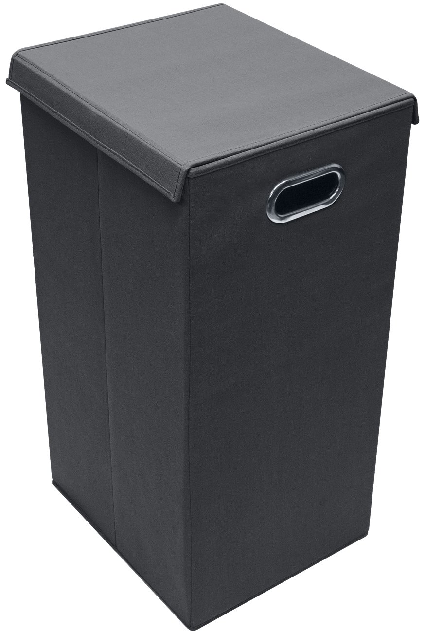 Sorbus Mesh Laundry Bag – Portable, Foldable for Storage, Fits Inside Hamper – Great for Laundry Room, Bedroom, Bathroom, Closet, College Dorm (Bag, White) HAMP-SBAGA