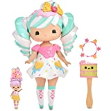 Secret Crush Sundae Swirl 13-inch Large Doll with Mini Doll Best Friend