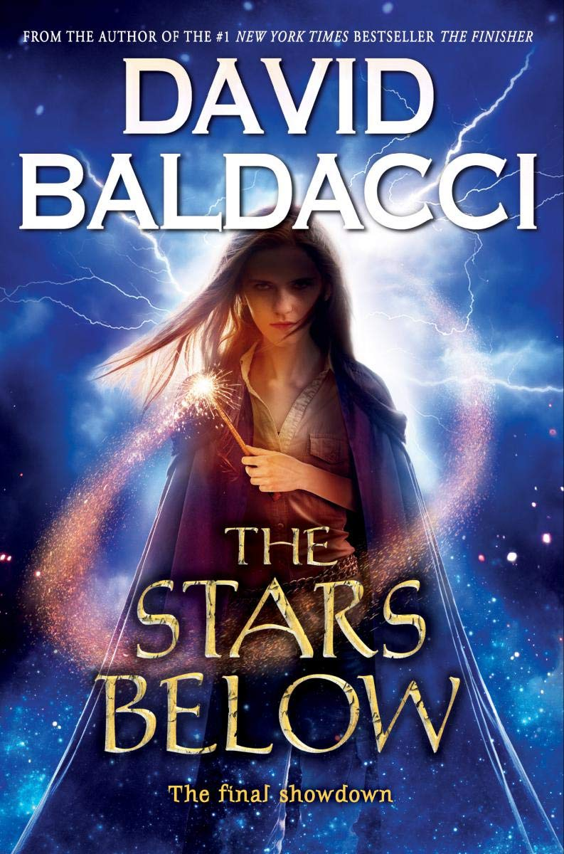 Image result for the stars below by david baldacci