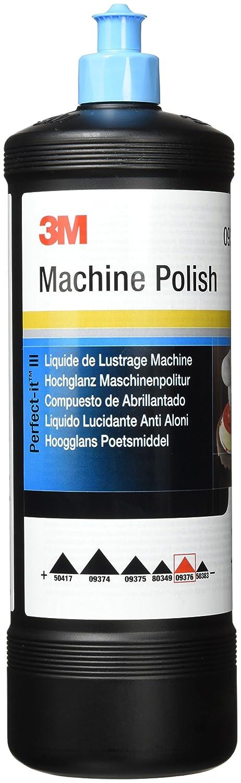 3M Machine Polish 09376 - Liquido Lucidante Polish per Auto, 1 Litro 7100095152