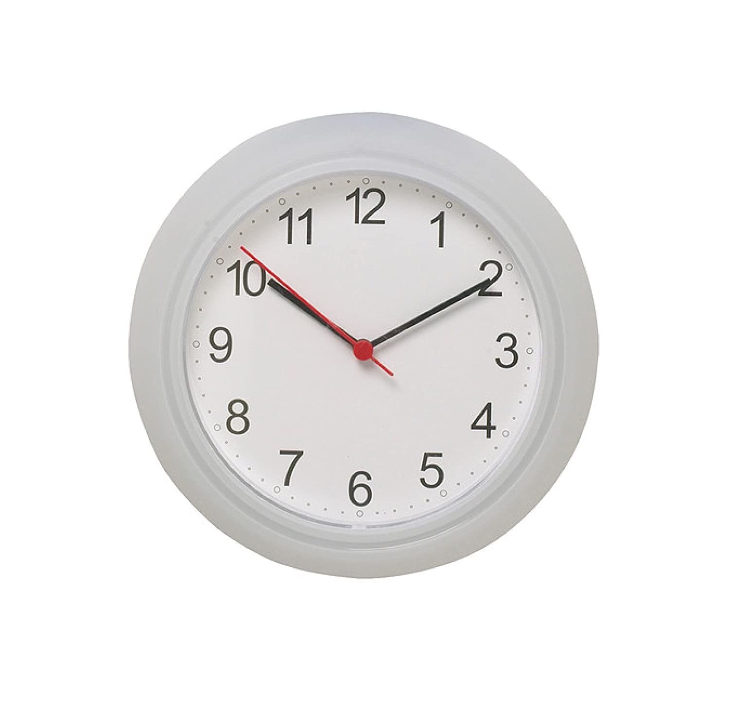 Amazon ikea wall clock white 4 pack 975 home kitchen amipublicfo Choice Image