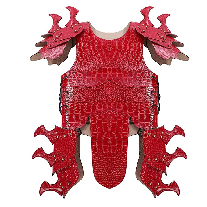 MSSJ - Arnés de Piel de dragón para niños de Halloween: Amazon.es ...