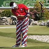 Royal & Awesome Men's Plus Size Golf Pants, Pars