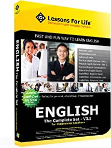 Amazon.com: English (US) for INDONESIAN Speakers - THE