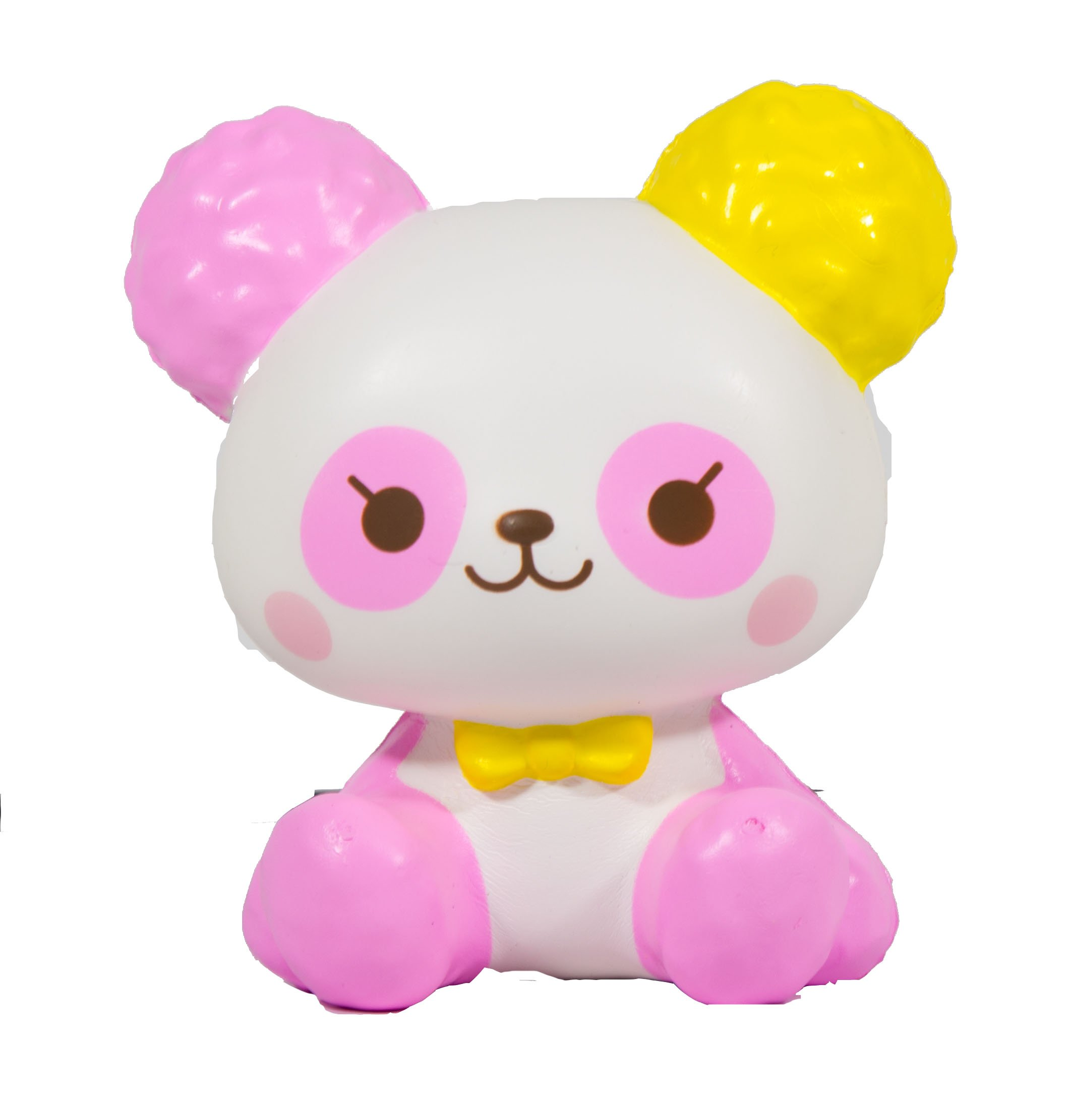 ibloom Cotton Candy Panda Squishy Sunny Strawberry Scented Version