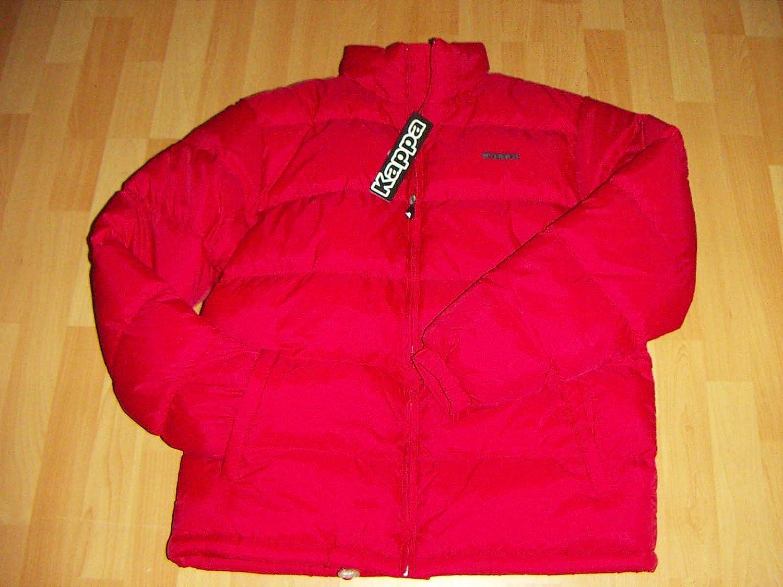 Kappa Kinder Winterjacke Jacke rot Größe 164 NEU