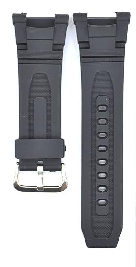 Correa Casio Trek Para Mm Prg Reloj De Silicona 212ztd Pro 24028 QdoeBrWCEx