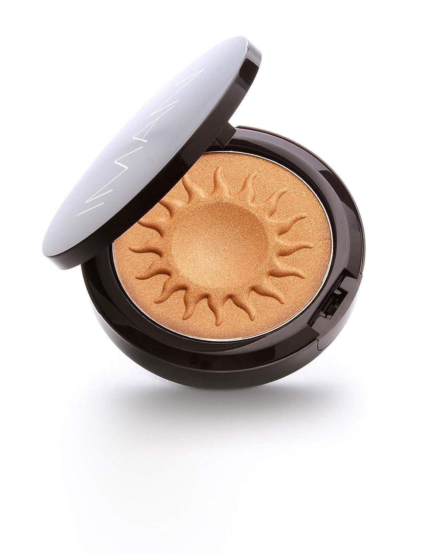 IMAN Cosmetics Sheer Finish Bronzing Powder - Sand, 0.35 Ounce 00226