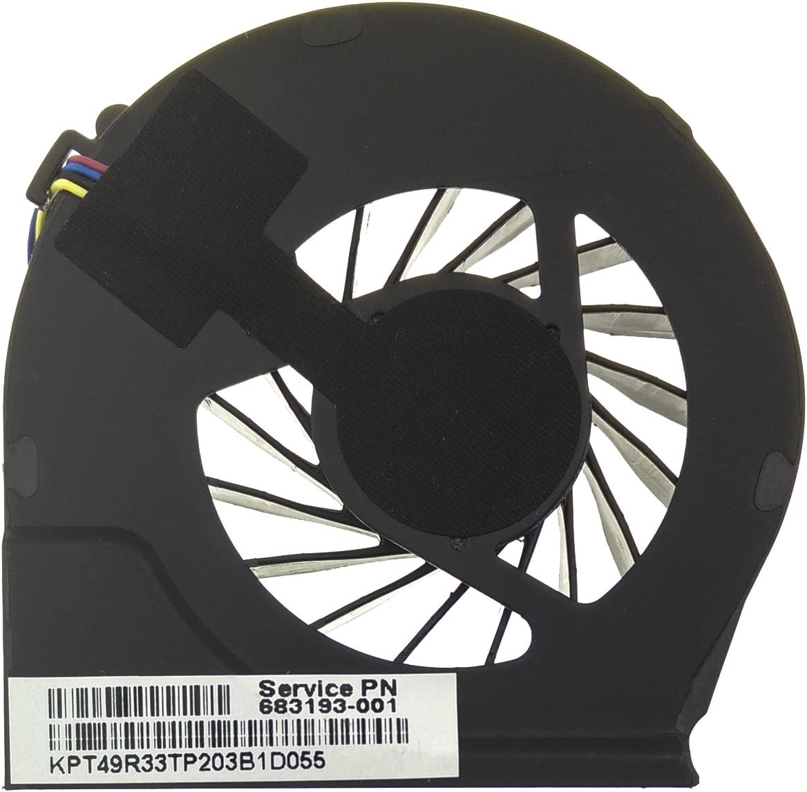 HP Ventilador 683193-001 Compatible Compaq G G6-2000 | G6-2021SP | G6-2244EP | G7-2000 y Part Number 055417R1S | 680551-001 | FAR3300EPA: Amazon.es: Electrónica