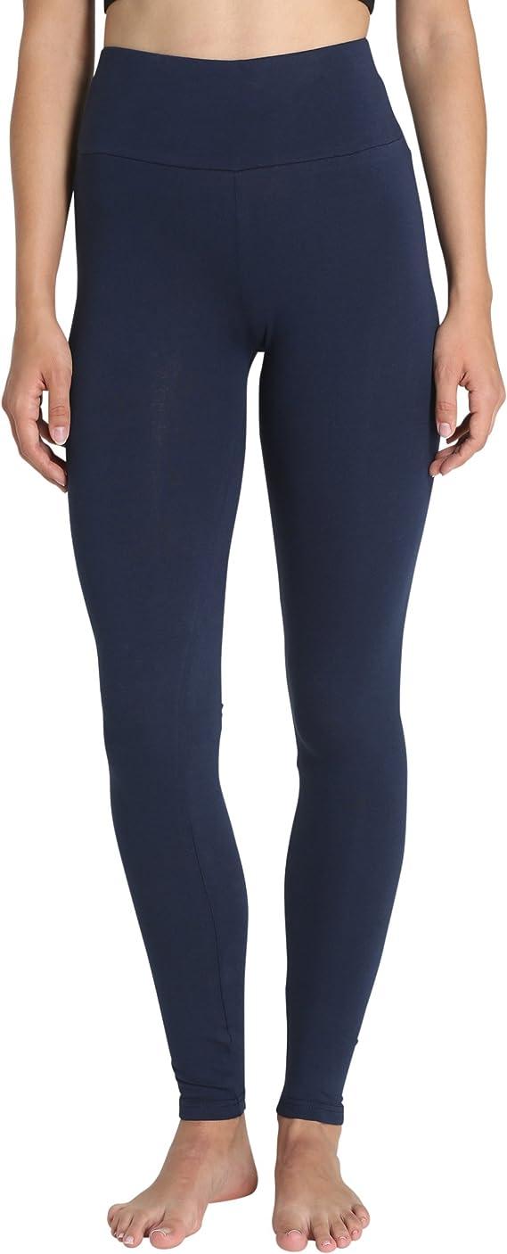 Berydale Leggings de talle alto de mujer: Amazon.es: Ropa y ...