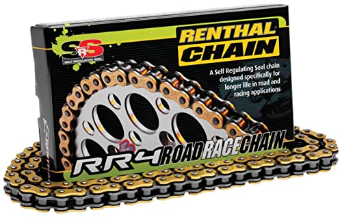 Renthal 520 RR4 SRS Road Race Chain - 120 Links