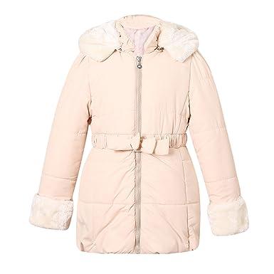 3179c38864fb Amazon.com  Richie House Little Big Girls  Winter Long Padding ...