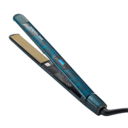 Flat Iron Hair Straightener - MOGLOR Professional Ceramic Tourmaline Ionic Flat Iron 1 - Inch 3D  sc 1 st  Amazon.com & Amazon.com: Flat Iron Hair Straightener - MOGLOR Professional ...