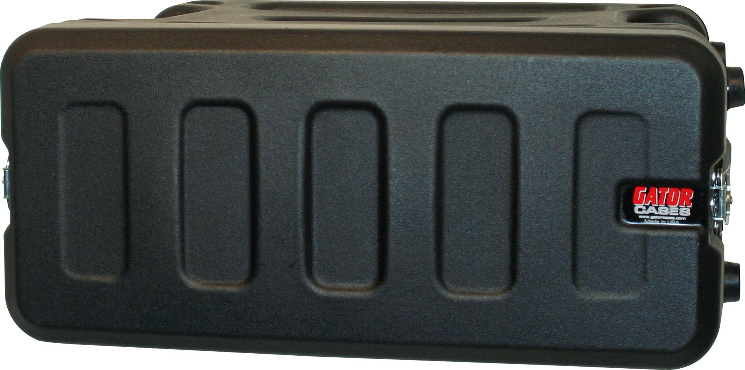 Gator Cases Pro Series Rotationally Molded Rack Case (6 Space)