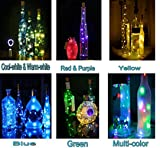 (8 Pack) RENYD Wine Bottle String LED Lights with