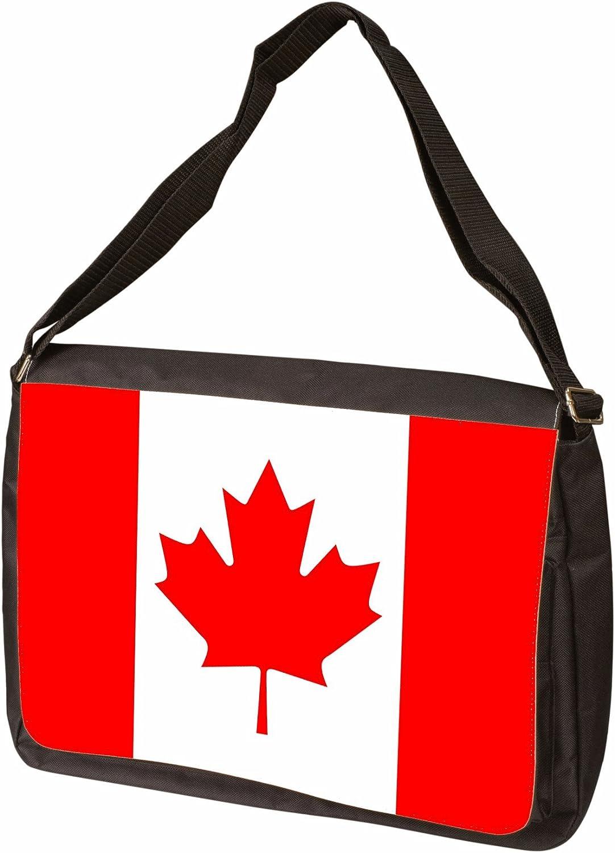 Canada Flag Messenger Bag – Shoulder Bag – Laptop Bag