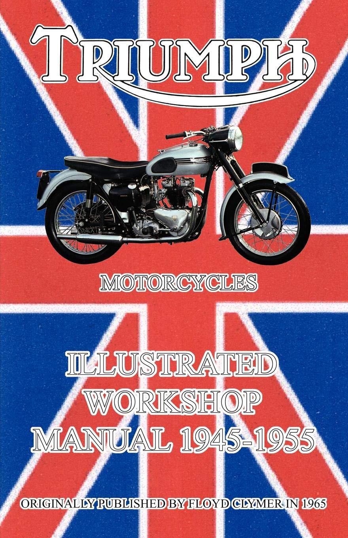 TRIUMPH SHOP MANUAL REPAIR BOOK MOTORCYCLE REPAIR 3T 6T
