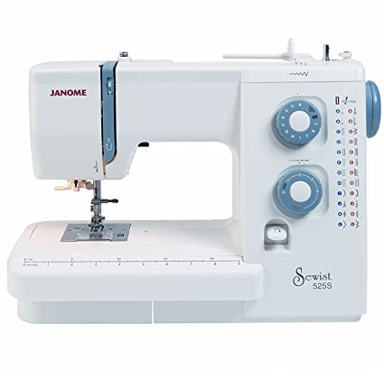 Janome 525S - Máquina de coser