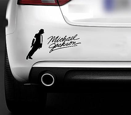Michael Jackson Aufkleber Für Auto Lieferwagen Boot Fenster Laptop Aus Vinyl