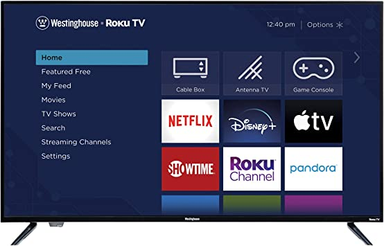 Westinghouse Full HD LED Smart TV: Amazon.es: Electrónica