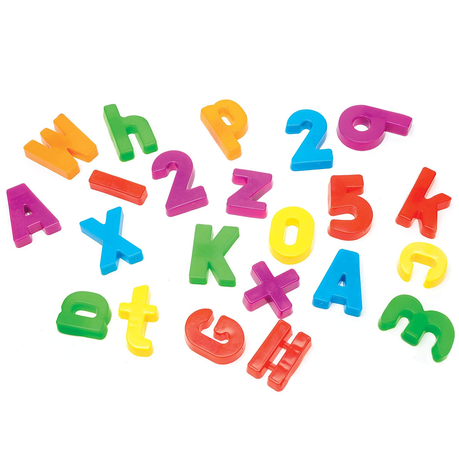 Amazon Educational Insights Magnetic Alphabet and Numbers Toys